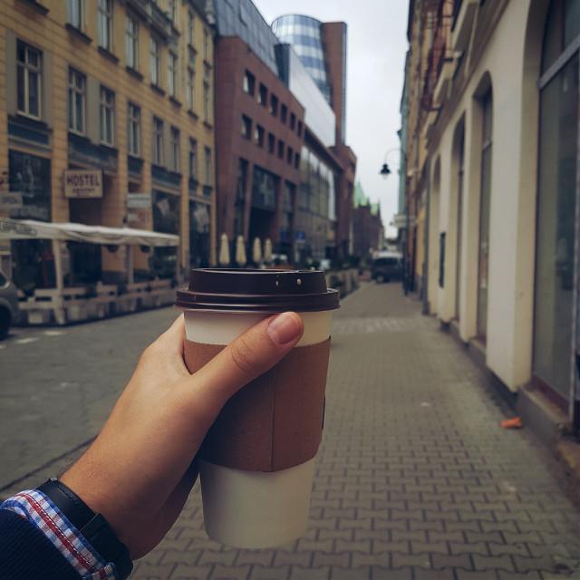 Coffee first ☺️