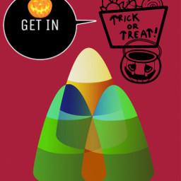 freetoedit halloween2016 candy trickortreat pumpkin