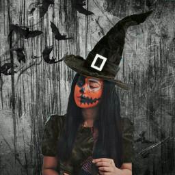 halloween witch terror creepy