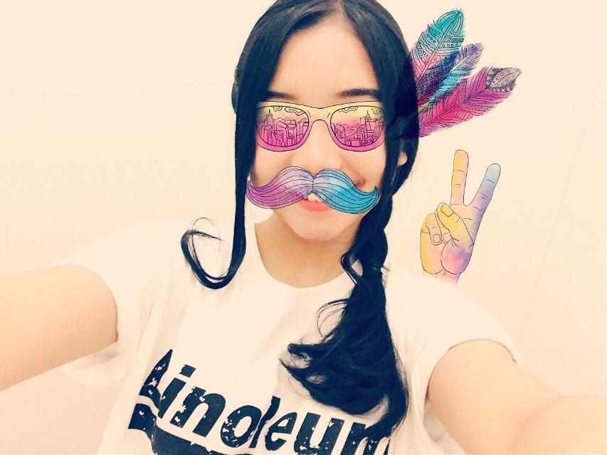 Hmm... moustache !
