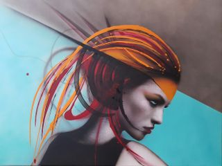 art artwork painting artist canvas