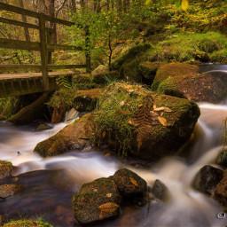 picsart bridge peakdistrict england photography