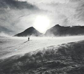 winter white snow snowboarding mountains