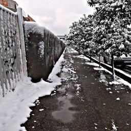 frozen babol برف photography photobyme